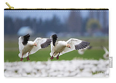 Tandem Landing  Carry-all Pouch by Mike Dawson