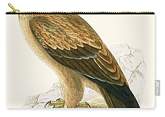 Tawny Eagle Carry-all Pouch by English School