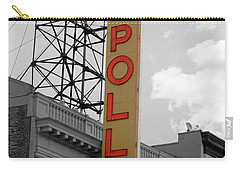 The Apollo In Harlem Carry-all Pouch by Danny Thomas