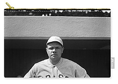 The Babe - Red Sox Carry-all Pouch by International  Images