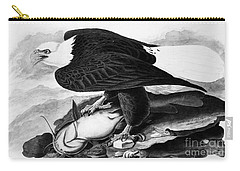The Bald Eagle Carry-all Pouch by Granger
