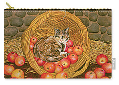 The Basket Mouse Carry-all Pouch by Ditz