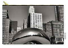 The Bean - 3 Carry-all Pouch by Ely Arsha