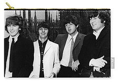 The Beatles, 1960s Carry-all Pouch by Granger