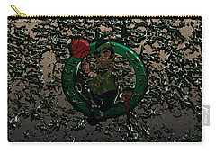 The Boston Celtics 1c Carry-all Pouch by Brian Reaves