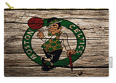 The Boston Celtics W1 Carry-all Pouch by Brian Reaves