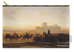The Caravan Carry-all Pouch by Alexandre Gabriel Decamps