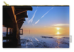 Carry-all Pouch featuring the photograph The Chosen by Thierry Bouriat