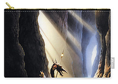 The Citadel Carry-all Pouch by The Dragon Chronicles - Steve Re