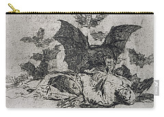 The Consequences Carry-all Pouch by Goya