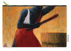 The Drummer Carry-all Pouch by Tilly Willis
