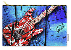 The Frankenstrat Vii Cropped Carry-all Pouch by Gary Bodnar