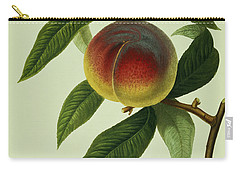 The Galande Peach Carry-all Pouch by William Hooker