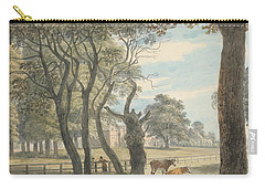 The Gunpowder Magazine, Hyde Park Carry-all Pouch by Paul Sandby