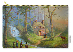 The House Of Tom Bombadil.  Carry-all Pouch by Joe  Gilronan