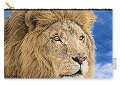 The King Carry-all Pouch by Sarah Batalka
