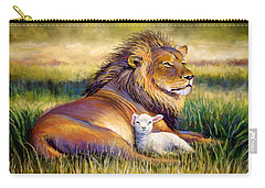 The Kingdom Of Heaven Carry-all Pouch by Susan Jenkins