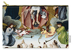 The Last Judgement Carry-all Pouch by Jan Provost