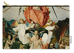 The Last Judgment Carry-all Pouch by Jan Provost