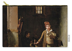 The Little Savoyards Carry-all Pouch by Jean Claude