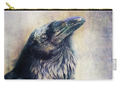 The Many Shades Of Black Carry-all Pouch by Priska Wettstein