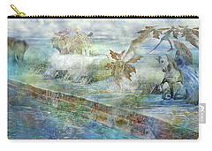 The Piano  Carry-all Pouch by Betsy Knapp