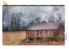 The Rural Curators Carry-all Pouch by Lori Deiter