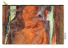 The Sorceress Carry-all Pouch by Henry Meynell Rheam