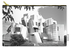 The Weisman Art Museum Carry-all Pouch by Steve Lucas