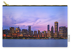 The Windy City Carry-all Pouch by Scott Norris