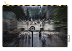 Time Traveller Carry-all Pouch by Martin Newman