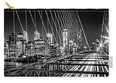 Time Warp City Carry-all Pouch by Az Jackson