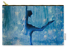 Tiny Dancer Carry-all Pouch by Mark Tonelli