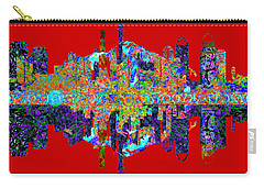 Tokyo Japan Carry-all Pouch by John Groves
