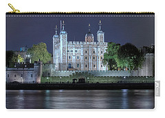 Tower Of London Carry-all Pouch by Joana Kruse