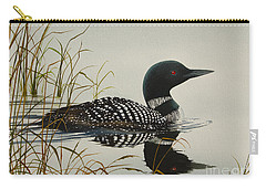 Tranquil Stillness Of Nature Carry-all Pouch by James Williamson