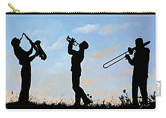 tre Carry-all Pouch by Guido Borelli