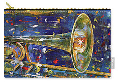 Trombone Carry-all Pouch by Michael Creese