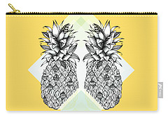 Tropical Carry-all Pouch by Barlena Illustrations