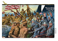 True Sons Of Freedom -- Ww1 Propaganda Carry-all Pouch by War Is Hell Store
