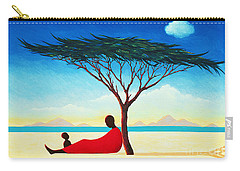 Turkana Afternoon Carry-all Pouch by Tilly Willis