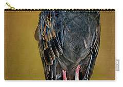 Turkey Vulture Carry-all Pouch by Nikolyn McDonald