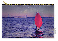 Twilight Spinnaker Carry-all Pouch by Sandy Taylor