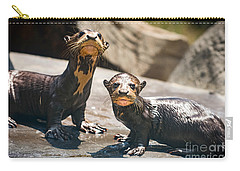 Twins Carry-all Pouch by Jamie Pham