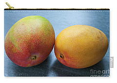 Two Mangos Carry-all Pouch by Elena Elisseeva