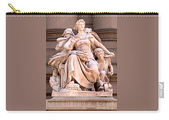 U S Custom House 4 Carry-all Pouch by Randall Weidner