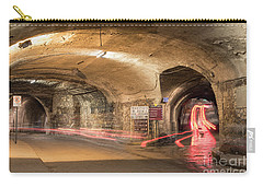 Underground Tunnels In Guanajuato, Mexico Carry-all Pouch by Juli Scalzi