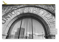 Union Station Nashville Tennessee Carry-all Pouch by Dan Sproul