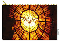 Vatican Window Carry-all Pouch by Carol Groenen
