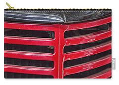 Vintage International Truck Carry-all Pouch by Douglas Barnard